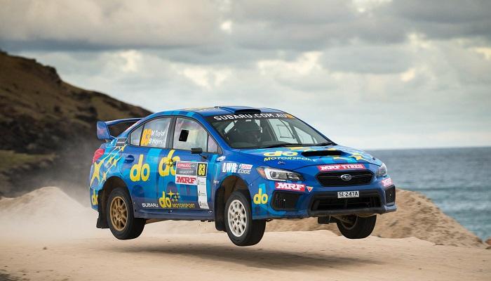 Subaru Rally Australia Sunday