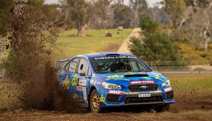 BOTT Adelaide Hills Rally