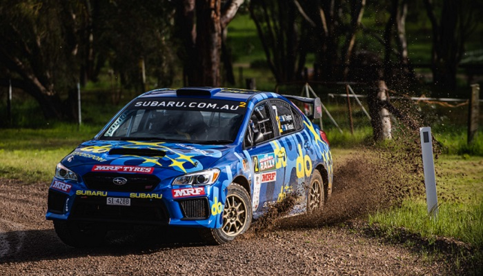 adelaide hills rally