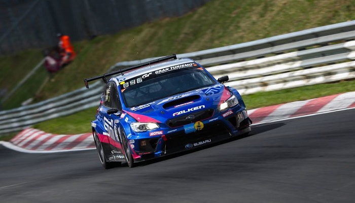 Subaru WRX STI Tops Class at Nürburgring