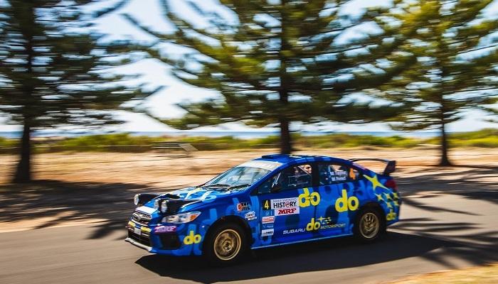 subaru do motorsport forest rally