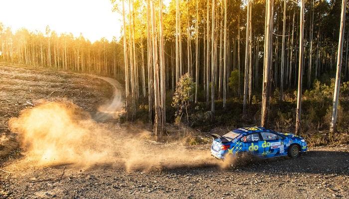 Subaru Rally Tas