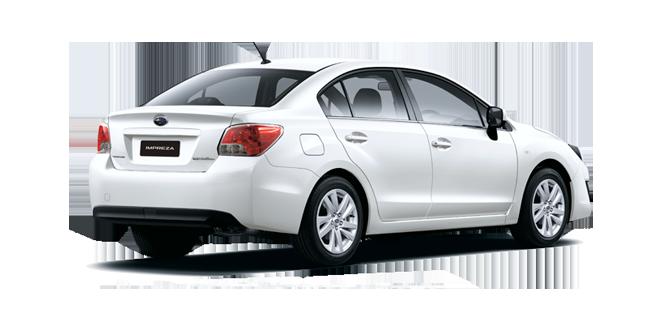 Subaru impreza range