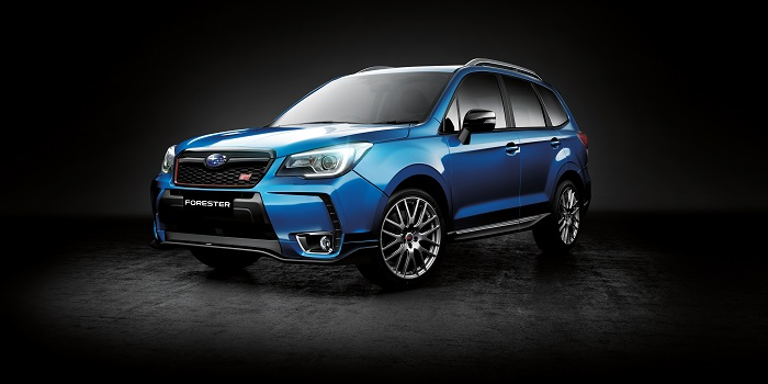 FORESTER tS STI