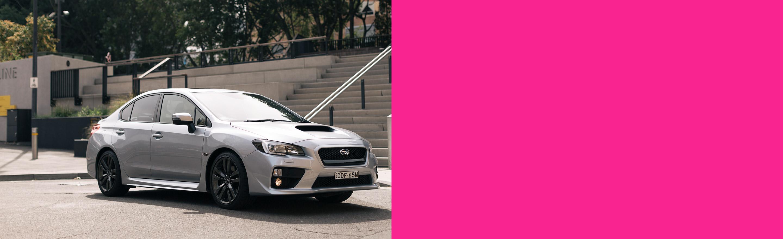 Subaru WRX and WRX STI