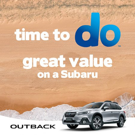 OUTBACK MARCH OFFER + ADVENTURE PACK