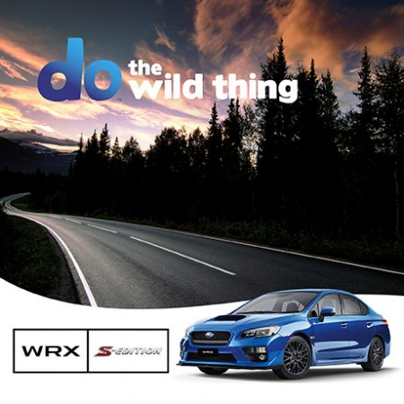 2017 WRX S-EDITION