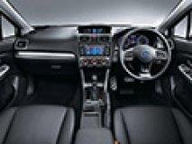 Impreza 2.0i-S Black Interior