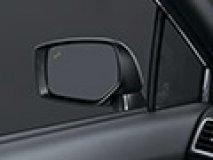Blind Spot Monitor & Lane Change Assist
