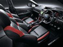 WRX STI Premium Side Interior