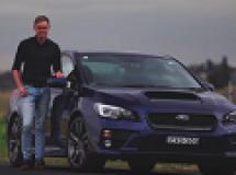 Motor Culture Review - Subaru WRX Premium