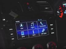 Motor Culture Review - Subaru WRX Premium Interior