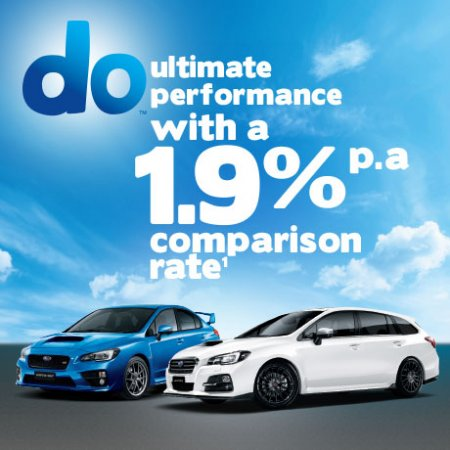 PERFORMANCE FINANCE OFFER