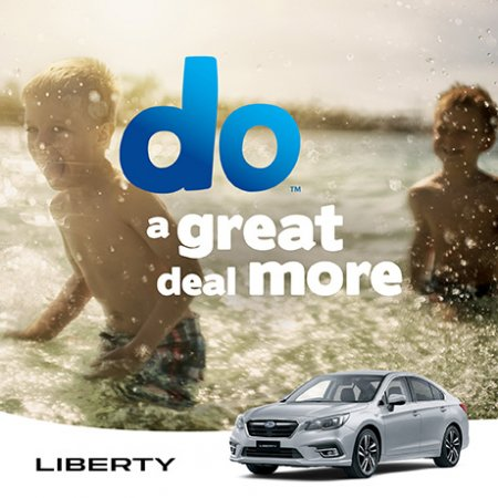 NEW LIBERTY 2.5i FROM $32,990 DRIVE AWAY