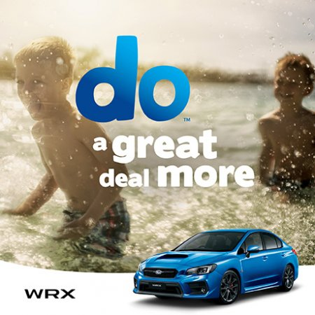 NEW WRX MANUAL FROM $41,990 DRIVE AWAY